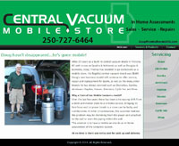central vac mobile